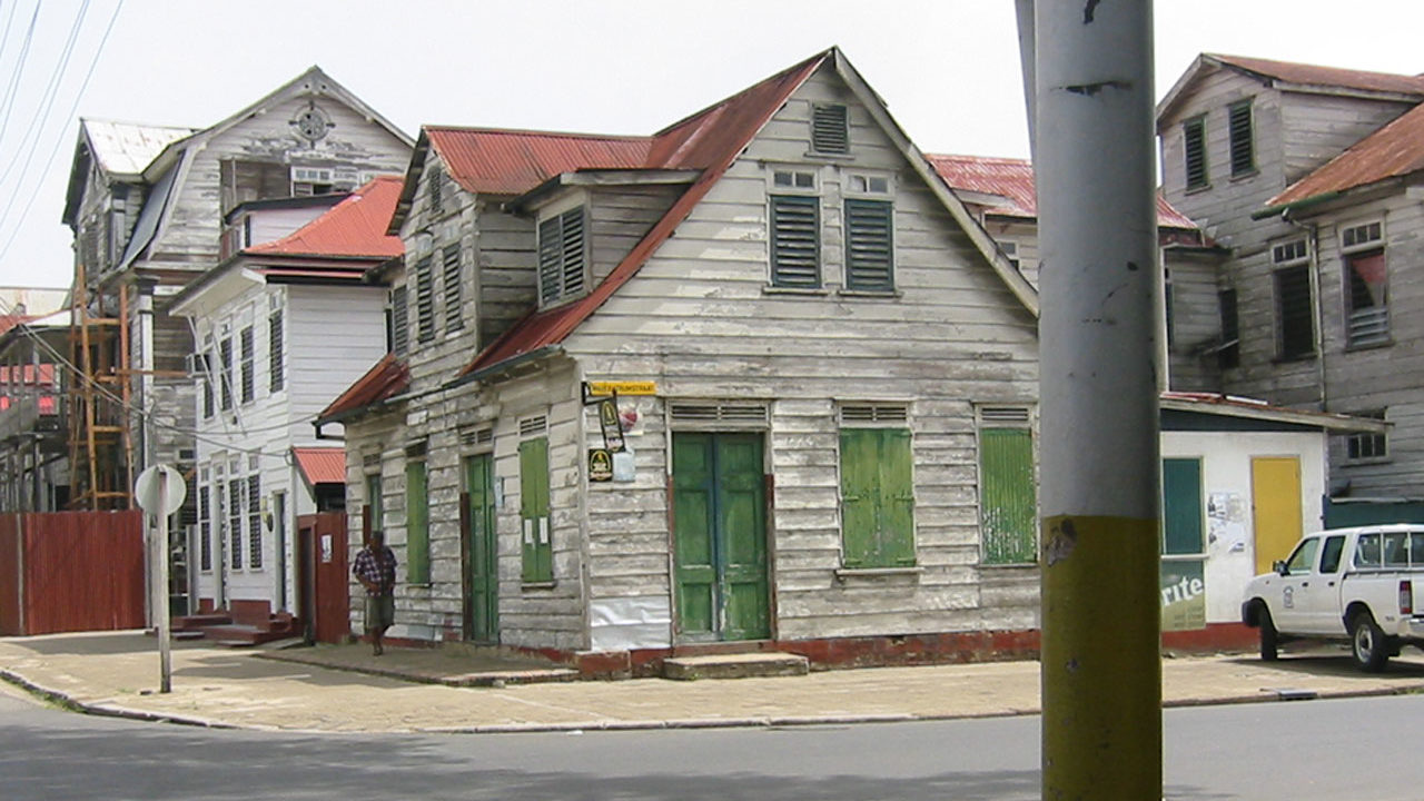 Wit Paramaribo